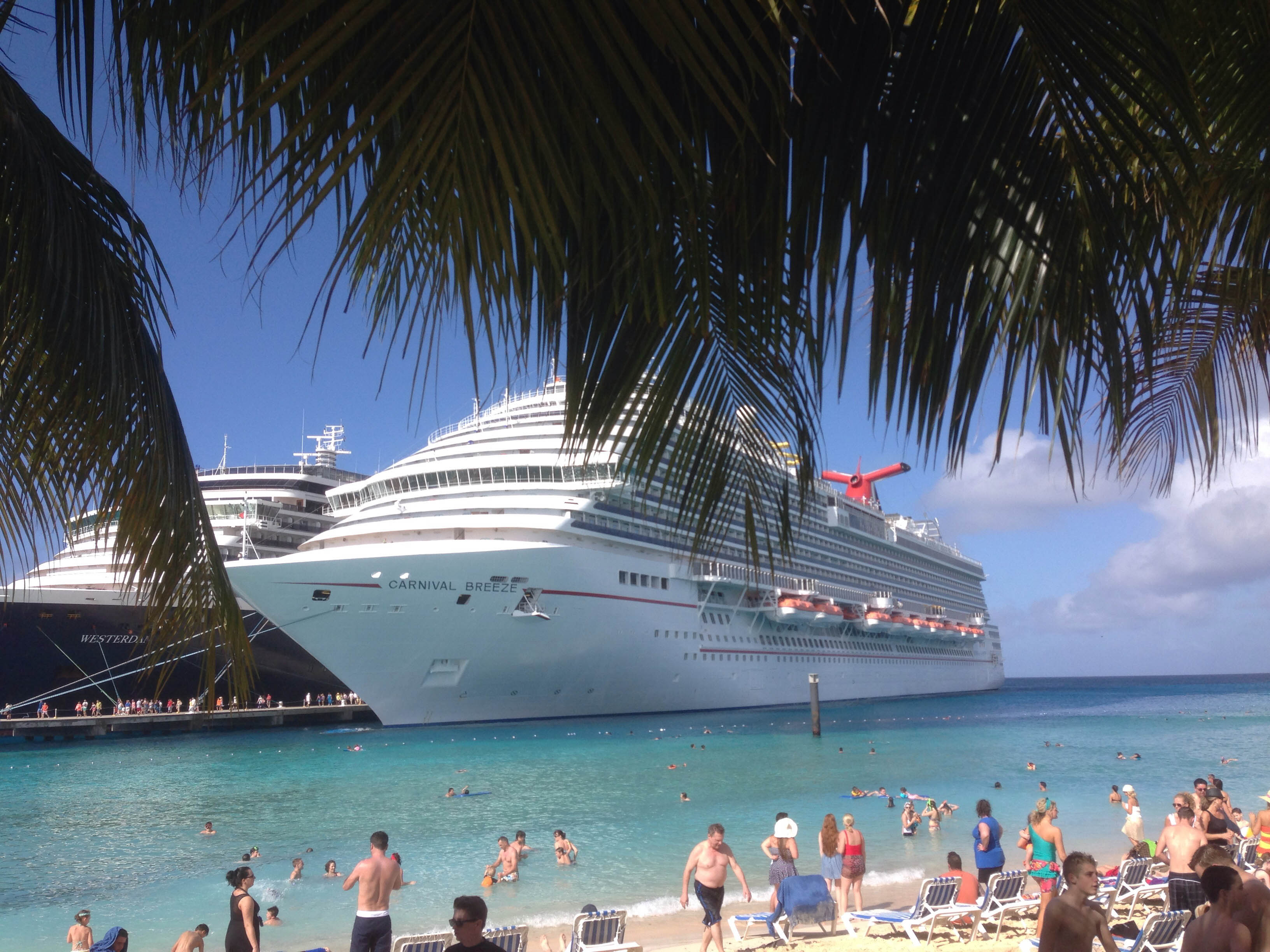 Carnival Cruise Line - Relax